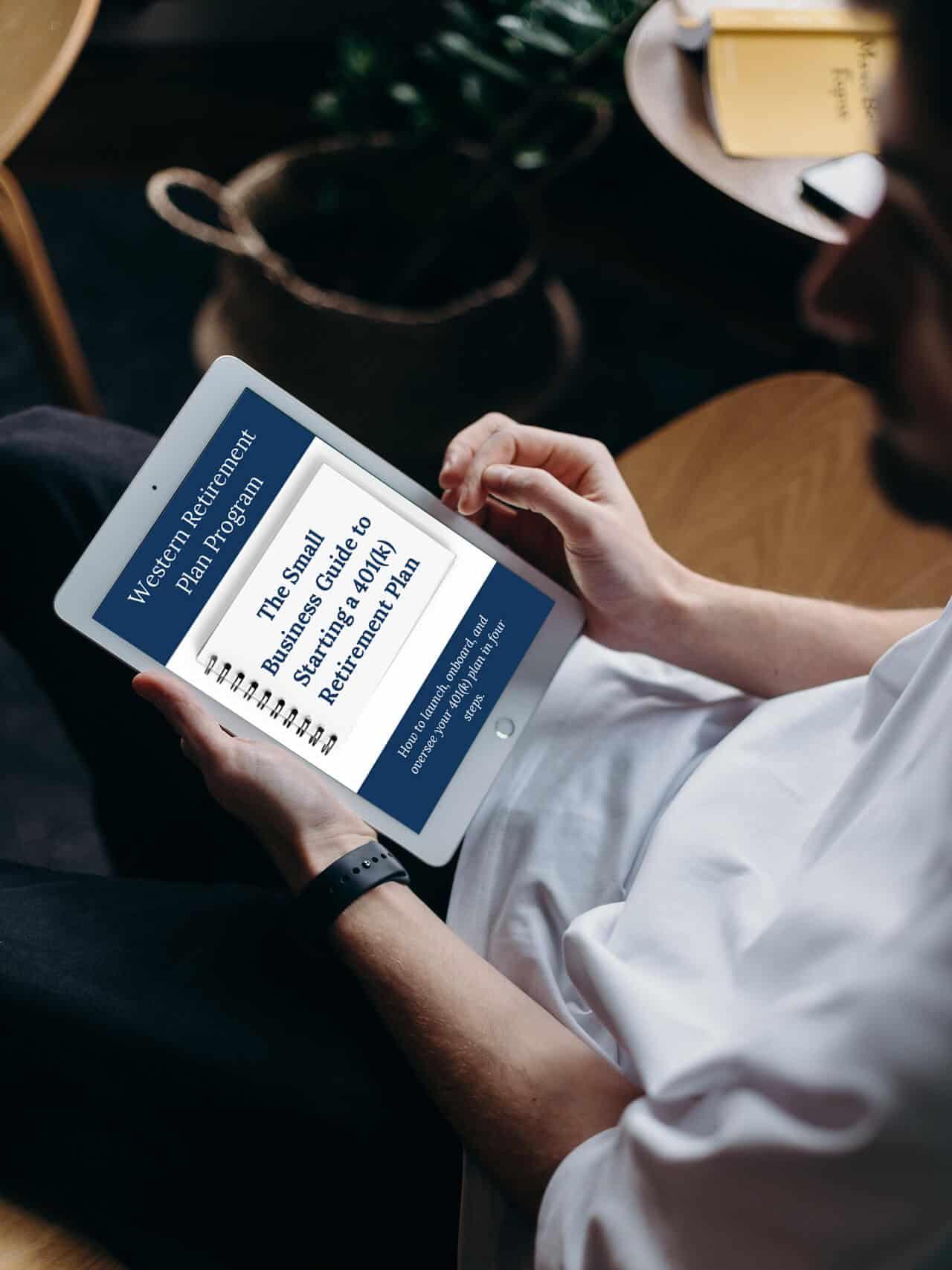 WestFin Retirement Plan Ebook